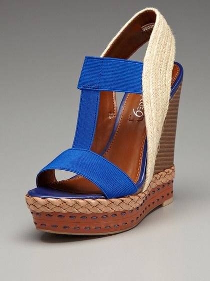royal: Blue Wedges, Shop, Hot Shoes, Cobalt Blue, Cute Wedges, Royals Blue, Summer Colors, Wedges Sandals, Summer Wedges