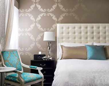 Teal And Taupe   Gorgeousness