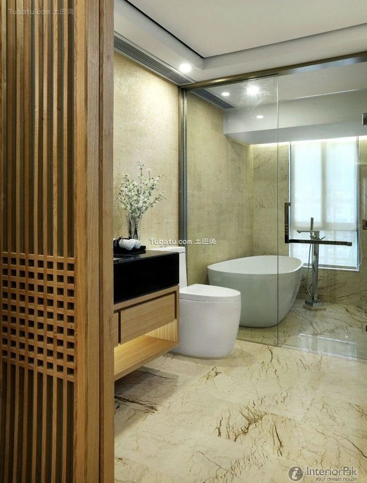 Chinese Modern Design Bathroom Decoration Picture 2016