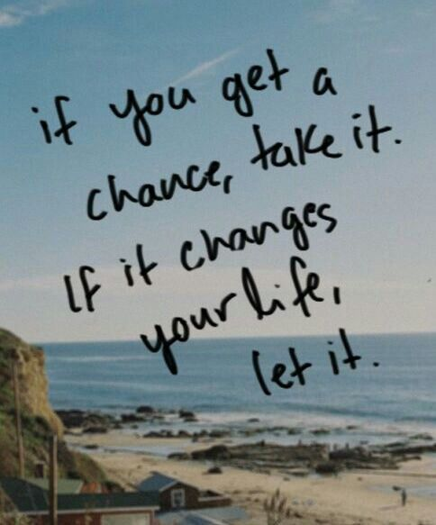 You Get Life Once Quotes: 1000+ Quotes About Taking Chances On Pinterest