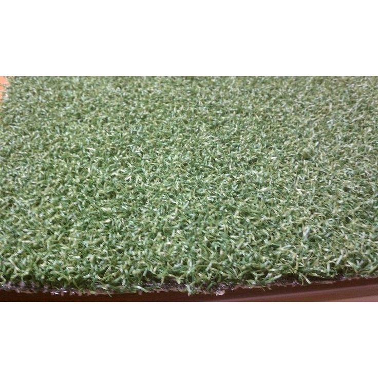 Turf Evolutions TruGrass Luxury Spring Artificial Grass Synthetic Lawn Turf, Sold by 8 ft. Wide x 12 ft. Unbound Remnant-TGLLR96 - The Home Depot