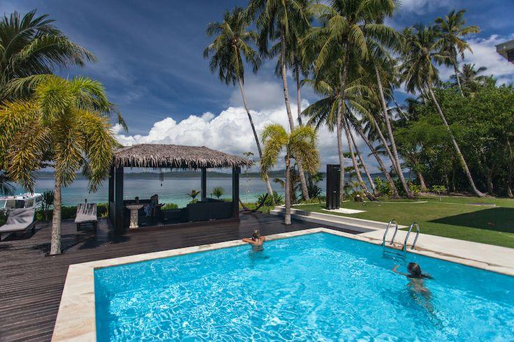 Pool Side... Resort Latitude Zero