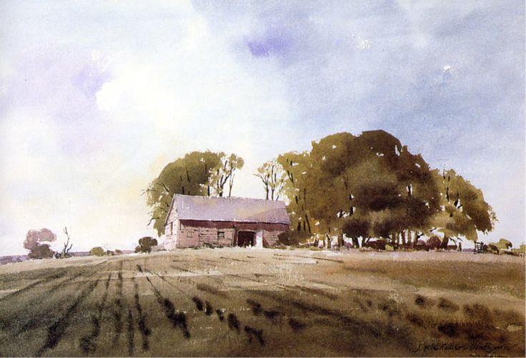 james fletcher watson watercolor - Google Search
