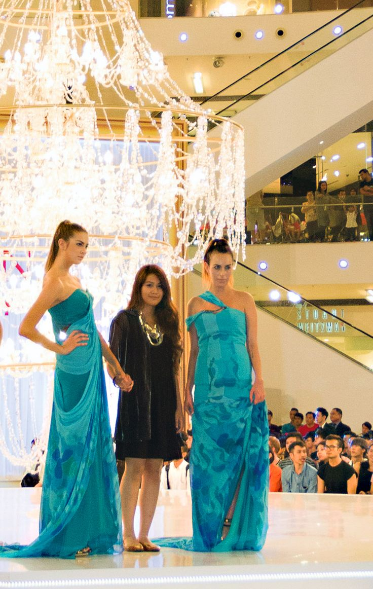 Norsharinna - Winner of Batik and Fashion Competition