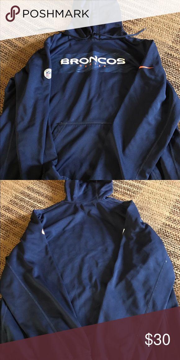 Large broncos sweatshirt Large brand new broncos sweatshirt for guy or girl. Tops Sweatshirts & Hoodies