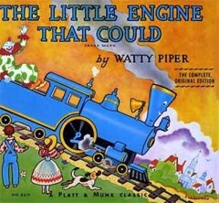 """Another pinner wrote: """"Classic. This is one of the titles of books for children that you can read for free from We Give Books.Org called The Little Engine that Could. We have this as a hard cover. Great book for little ones."""""""