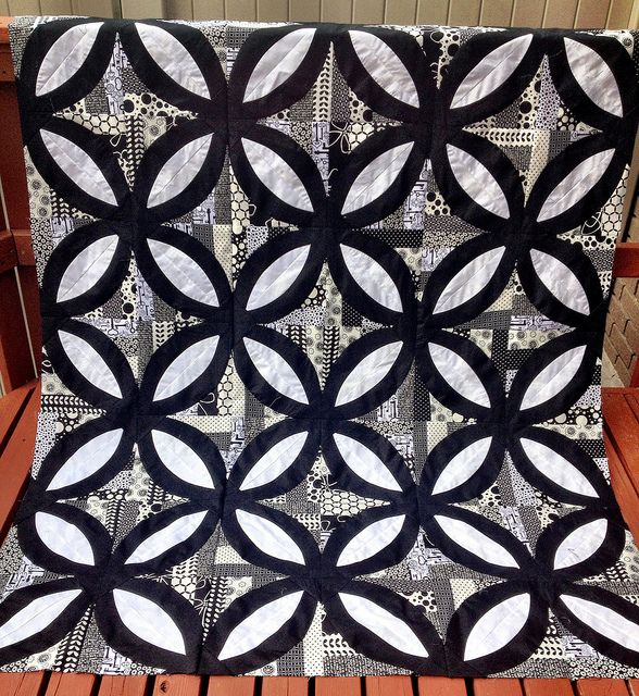 quick curve ruler quilts | Flickr: The Sew Kind of Wonderful ~ Quick Curve Ruler Quilts Pool