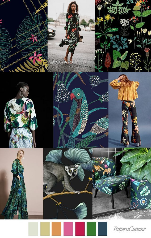 Color Trends Fashion Image By Sophia Bain On Brand Development In