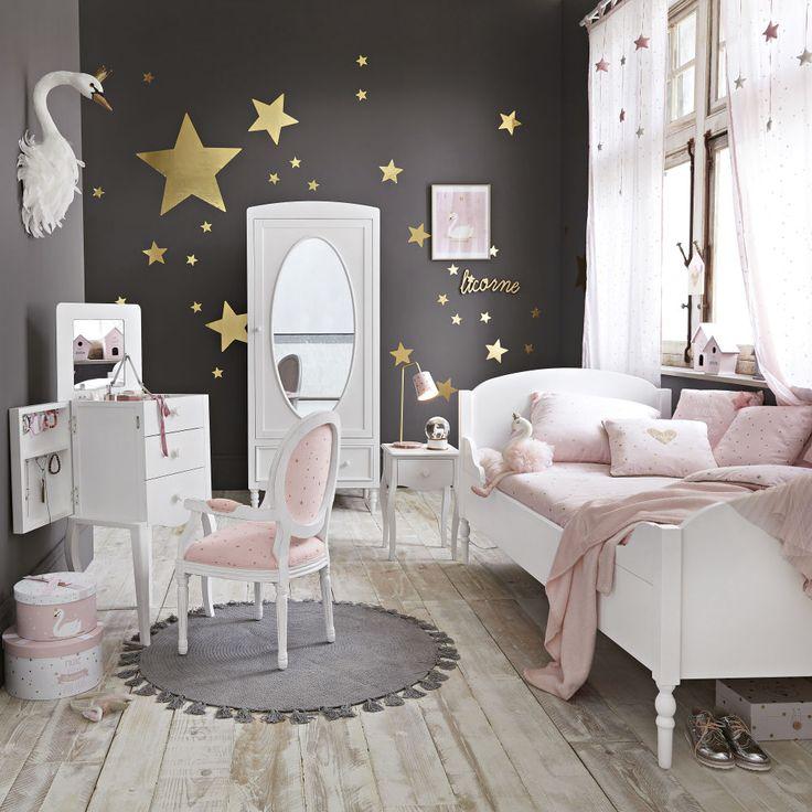 Bett 90×190 weiß