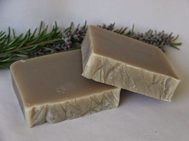 Receita de sabonete de alecrim, excelente para pele e cabelo –