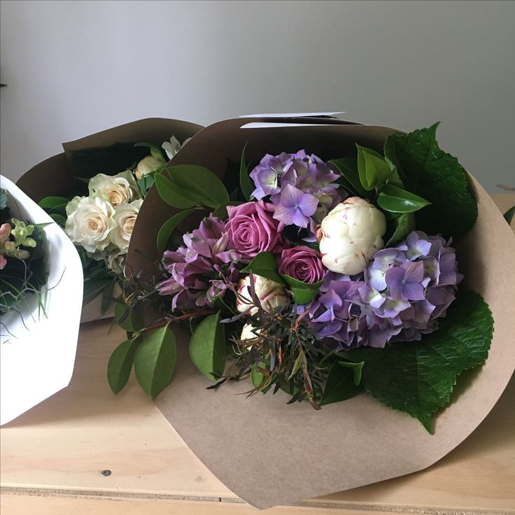 Gift bouquet - Where the Wild Things Grow NZ.