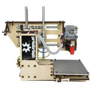 The Printrbot Simple 3D Printer Kit is as good as its name, it is just created however packs enough printing power to render accuracy 3D printouts. This printer's build volume is 512 cubic inches or 8x8x8 inches, which means you'll have plenty of space to develop.  Read more: http://www.techgetsoft.com/printrbot-simple-3d-printer-kit-review-1270.html/#ixzz39zEYSJfZ