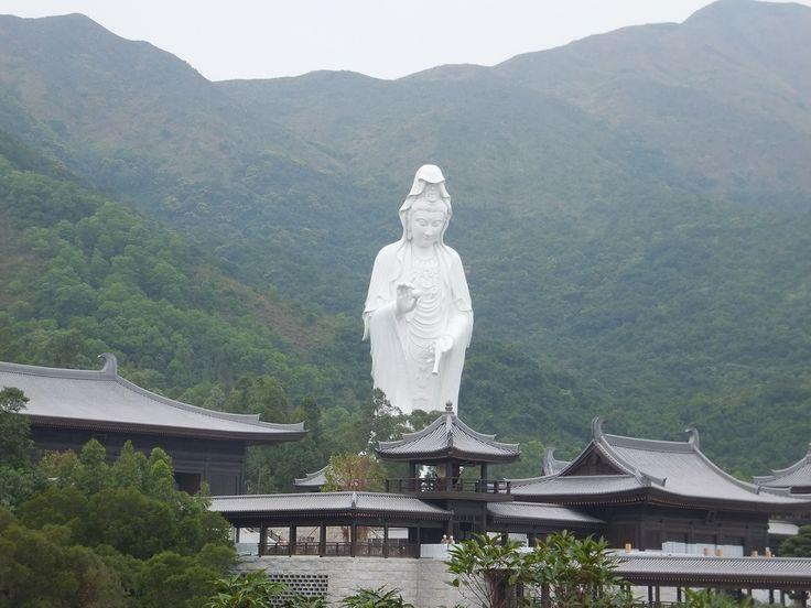 Guanyin del Monasterio Tsz Shan 3