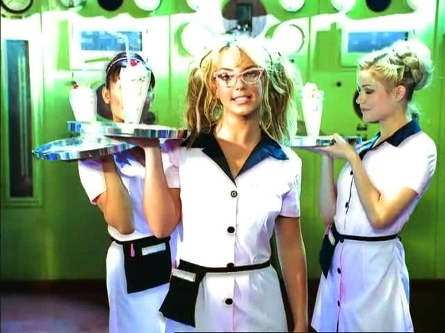 90's britney spears crazy video I used to watch this a lot