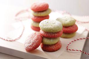 JELL-O Cookie Gems via @jinab. cookies dessert