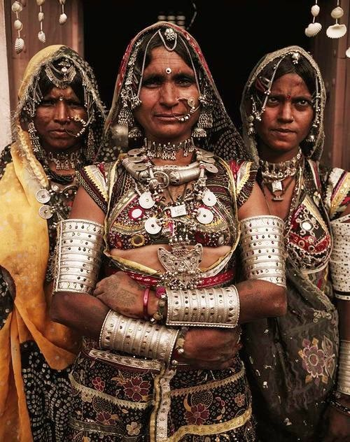 """""""Before They Pass Away"""", partez à la rencontre de ces magnifiques tribus avant…"""