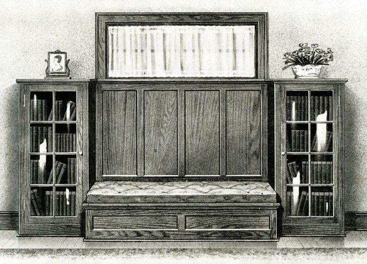 Window Craftsman 1920s Pinterest Window Seats