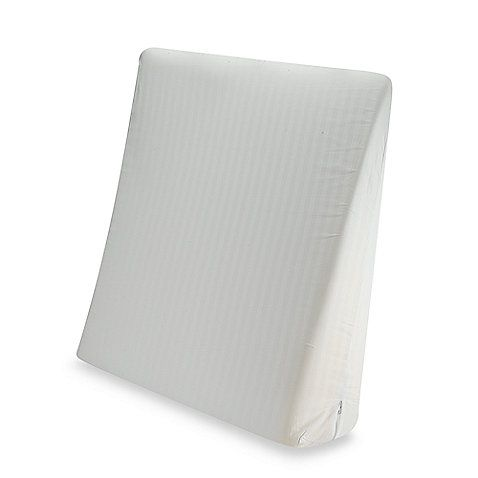 wedge pillow will ease you into comfort and relaxation it elevates and supports the upper