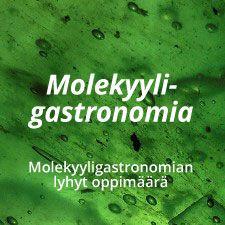 Molekyyligastronomia | Blogin pitäjä Anu Hopia on elintarvikekehityksen tutkimusprofessori Turun yliopistossa. Kirjoittanut ja luennoinut kokkauksen kemiasta 1990-luvun puolesta välistä.