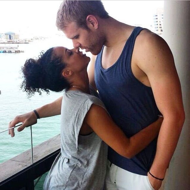 Pin By Black Women Dating On Interracial Couples -4952