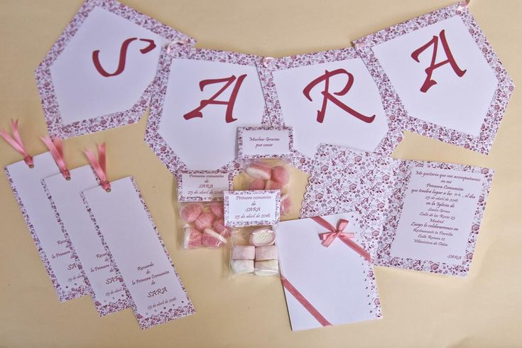 Si estás preparando decoración DIY para una Comunión, ¡aprovecha estas ideas para descargar y listo!