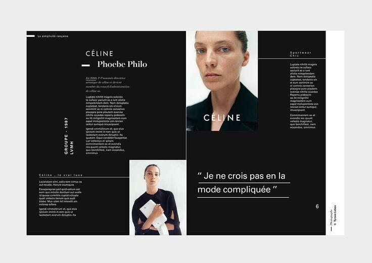 Léa Marque on Behance