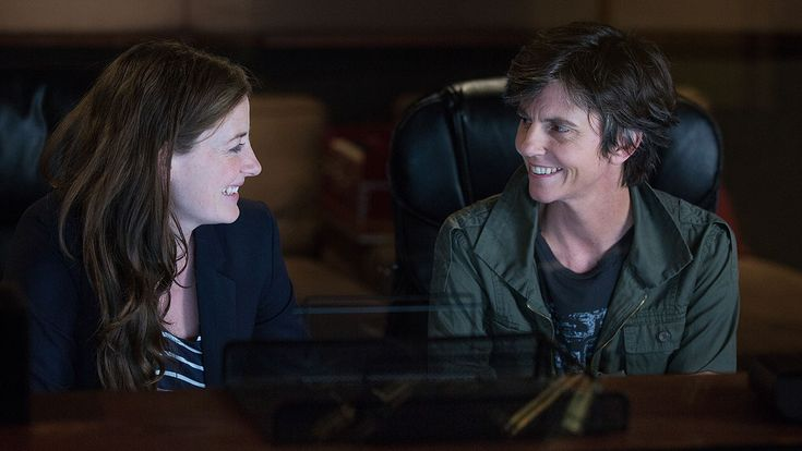 Stephanie Allynne and Tig Notaro in One Mississippi.