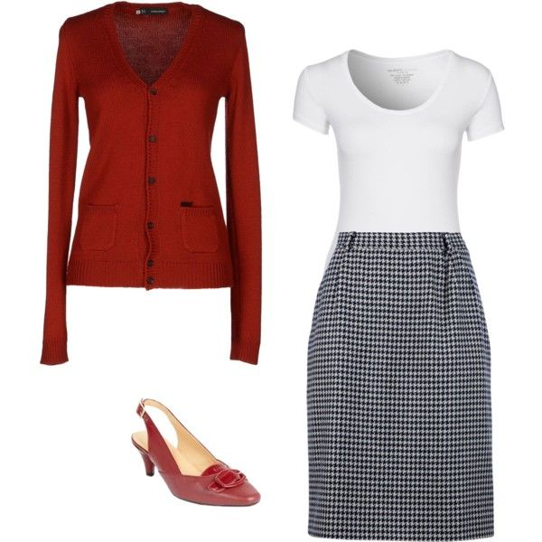 """red card 1"" by jennil on Polyvore"