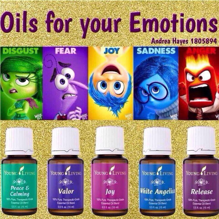 Aceites para las emociones ! Youngliving