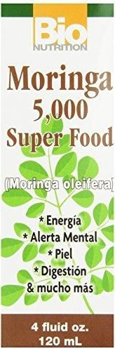 Bio Nutrition Moringa Liquid 4 Fluid Ounce