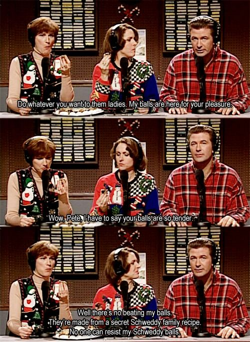 Favorite SNL Christmas skit EVER!