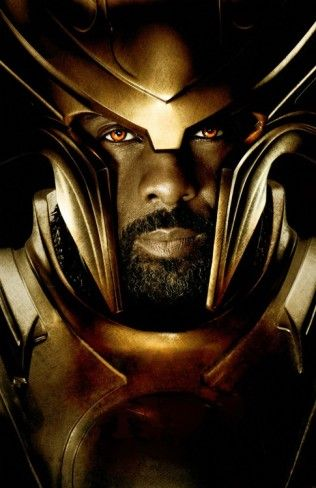 Thor - Idris Elba Heimdall Textless Photo at AllPosters.com