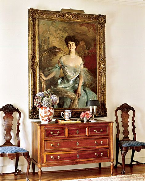 Home In PA Is Seen Here Interior Designers Bill Brockschmidt And