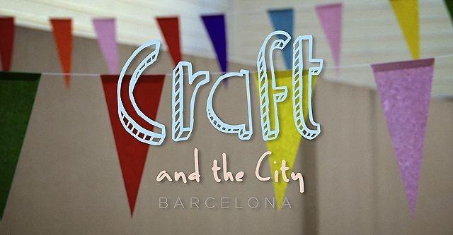 Craft and the city - Edición Barcelona by pineal estudio
