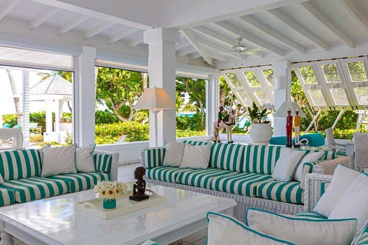 Author Ken Follett's Caribbean Estate For Sale