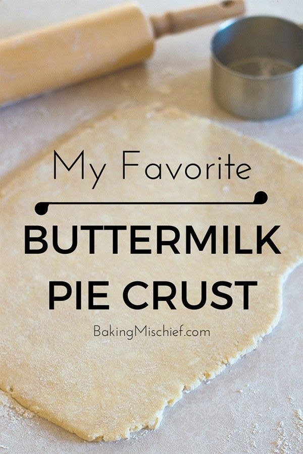 My favorite flaky, delicious buttermilk pie crust (made with a food processor). This is seriously the easiest pie dough you will ever make or work with! Hey, it's a Saturday. What's a Baking Mischief recipedoing in your feed!? Welcome to Simple Saturdays! I have a ton of foundation recipes or simple tips and tricks I …