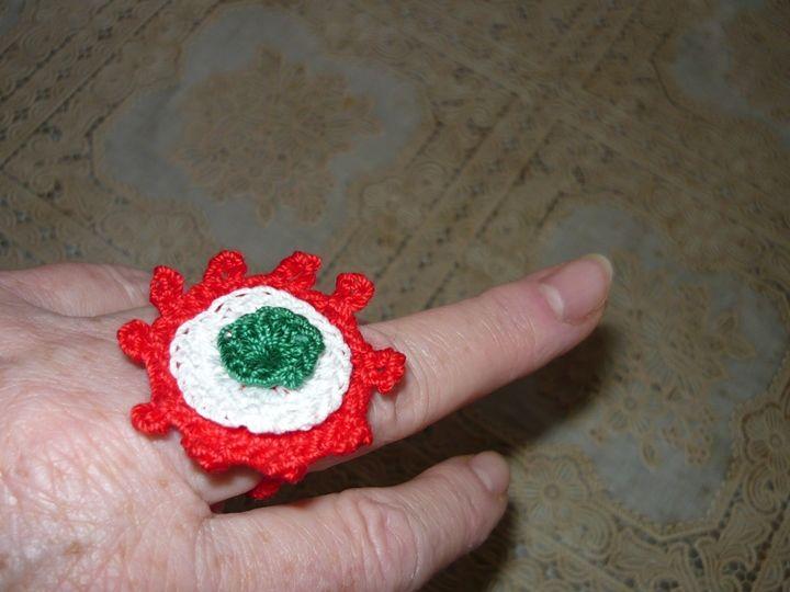 kokárda gyűrű