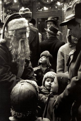 Vintage Christmas Photos - Les Enfants du Marais