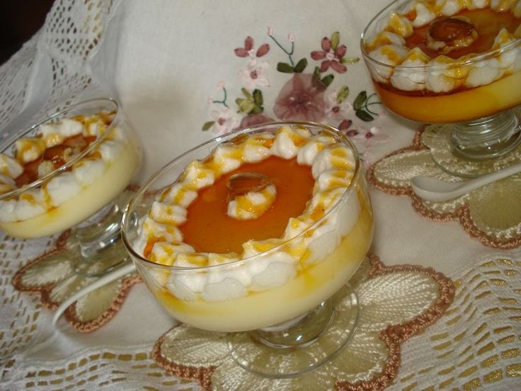 Caramelita (creme dessert )
