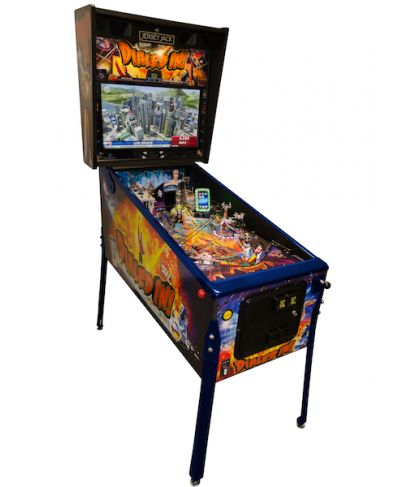 Dialed In Limited Edition Pinball Machine