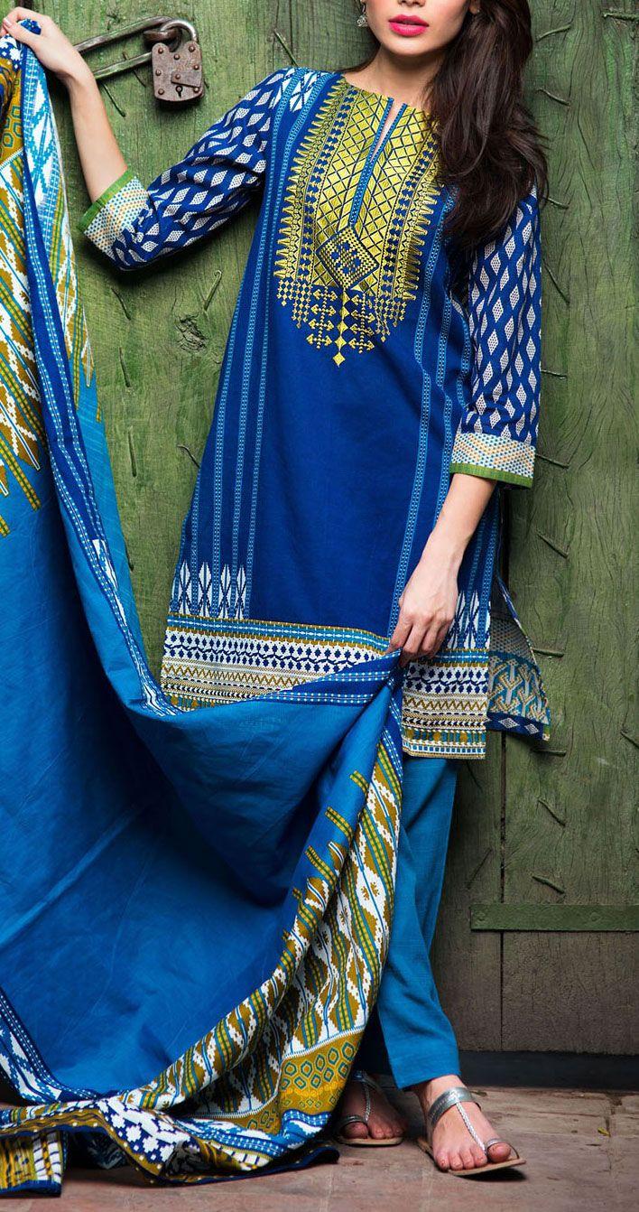 Buy Blue Embroidered Khaddar Salwar Kameez by Khaadi 2015 Call: (702) 751-3523 Email: Info@PakRobe.com www.pakrobe.com #WINTER #SALWAR #KAMEEZ https://www.pakrobe.com/Women/Clothing/Buy-Winter-Salwar-Kameez-Online