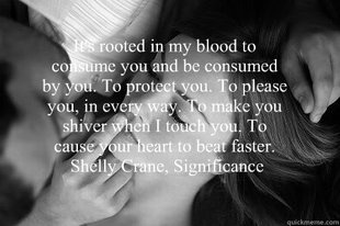 Significance series by shelly crane. An adorable romance with a paranormal feel. I highly recommend it!