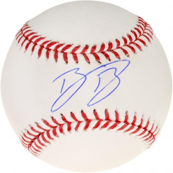 Bo Bichette Toronto Blue Jays Autographed Baseball Authentic Signed Blue Jays Toronto Blue Jays Autographed Baseballs