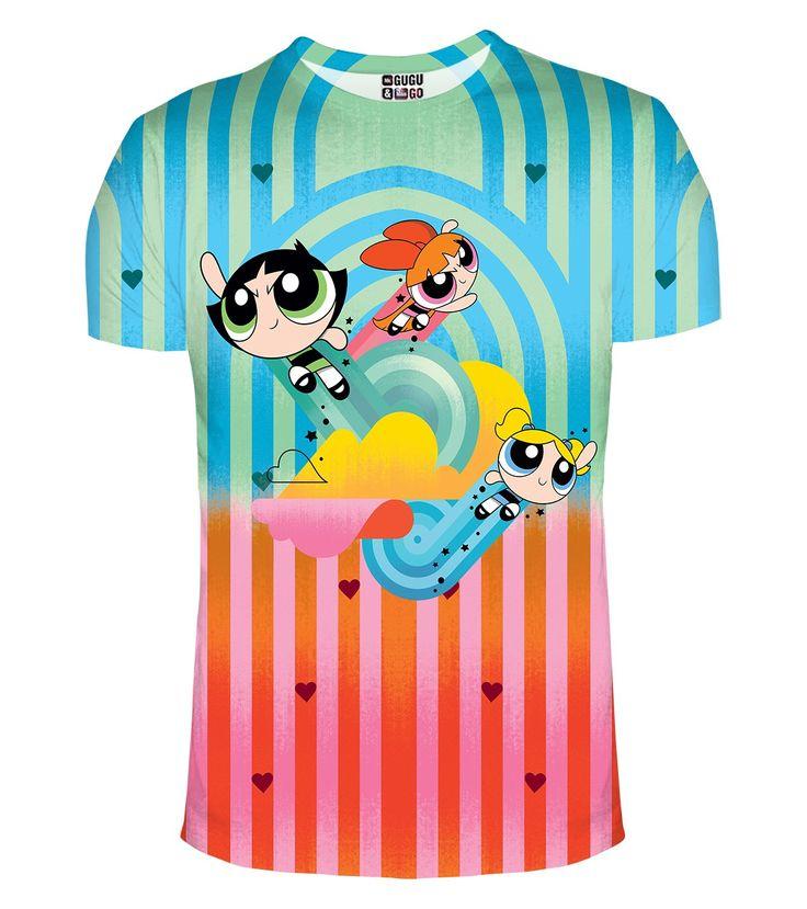 Rainbow Girls t-shirt, Mr. GUGU & Miss GO