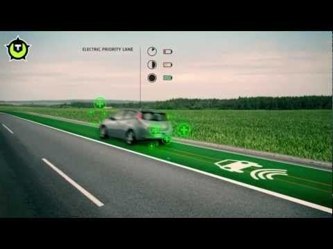 Videoreport - Studio Roosegaarde: interactieve kunst en de 'slimme' snelweg