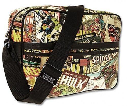 CHECK OUT! Messenger Bag https://seethis.co/lpg5L/ #marvel #messengerbag #Back2School #bag #luggage #hulk #spiderman #bags #retro #vintage