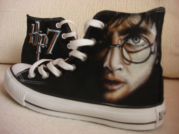 Harry Potter and Vans Collection Just Dropped Harry Potter