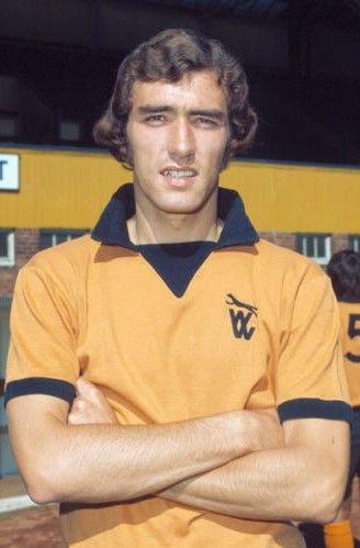 John McAlle Wolves 1972