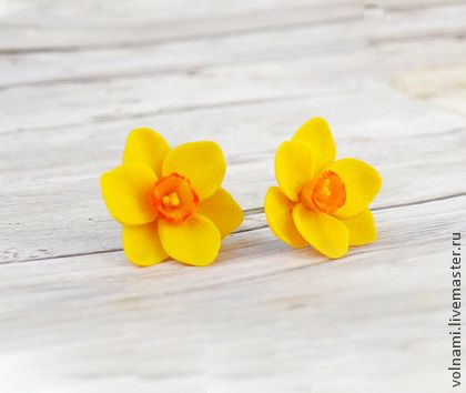 Нарциссы - жёлтый,нарциссы,нарцисс,подарок,подарок девушке,цветы,цветы ручной работы