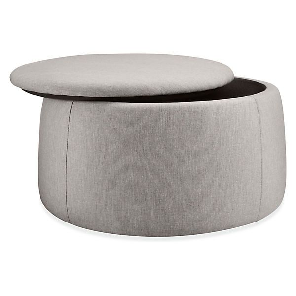 Room Board Dodd Storage Ottomans Modern Ottomans